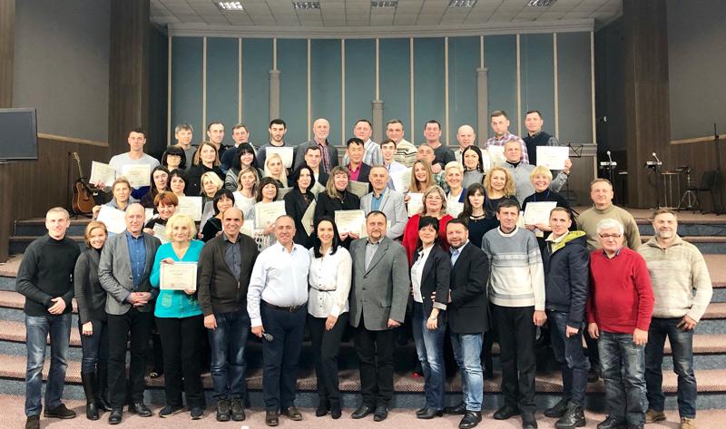 Завершилось обучение Миссионерской школы «ГОЛОС ВЕРЫ»