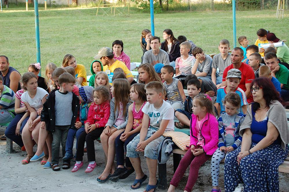 Детский лагерь «Ключи Царства»