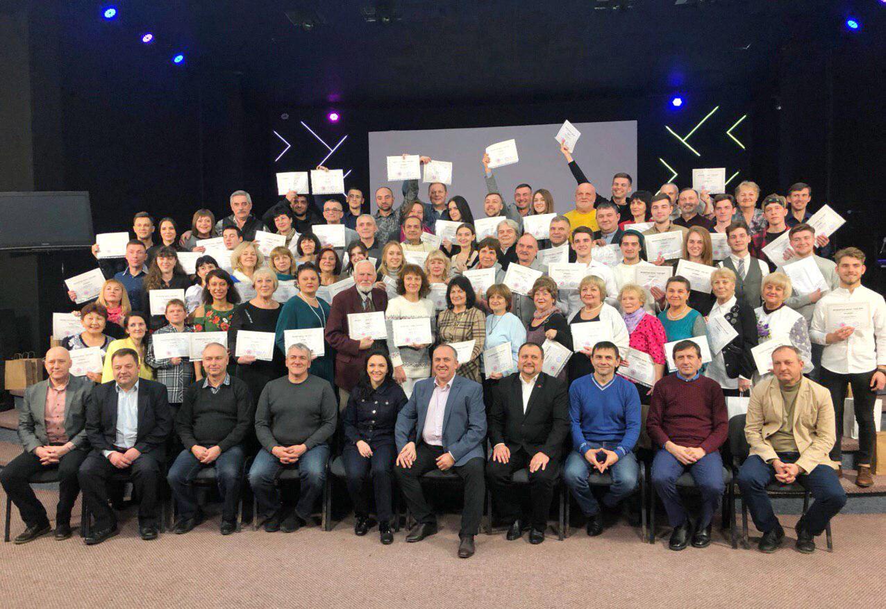 Cостоялся выпуск миссионерской школы «Голос веры»